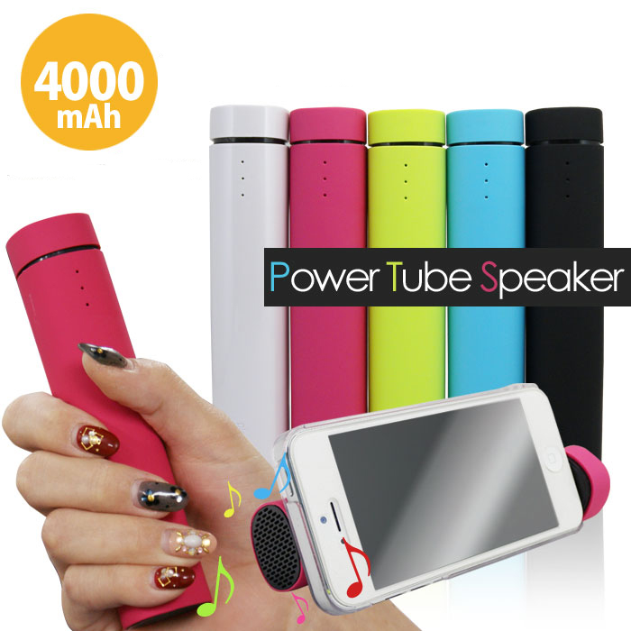 Power bank – колонка