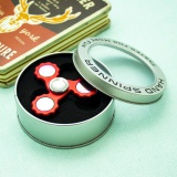 Hand spinner PRO STARS red