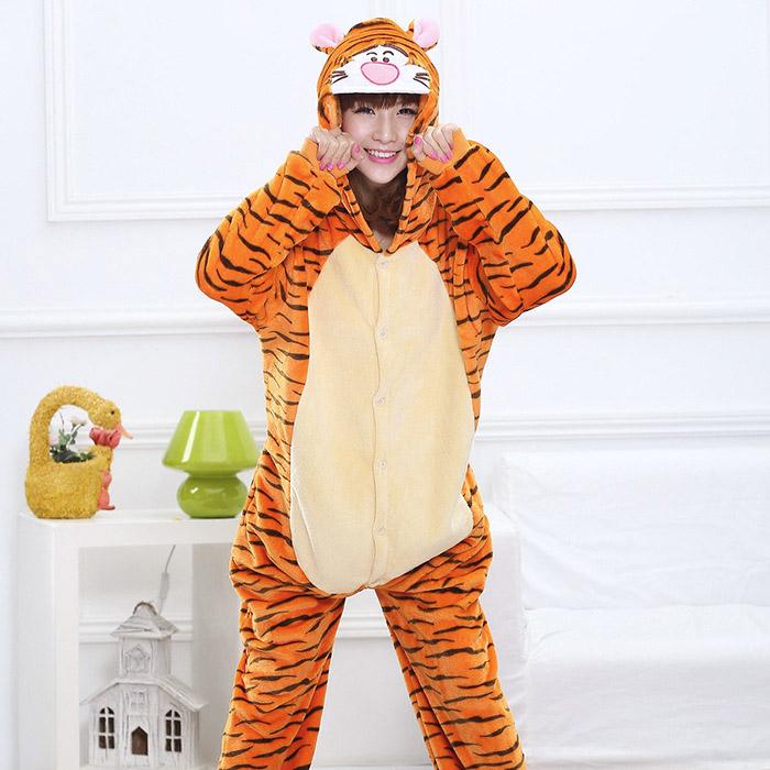 Пижама Кигуруми Тигр - купить пижама Кигуруми Тигр в Москве в ... 3584c14756a41