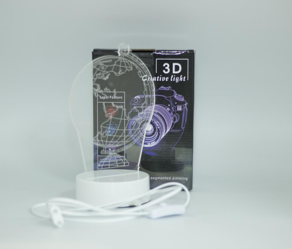 Светильник Megamind Глобус М5920