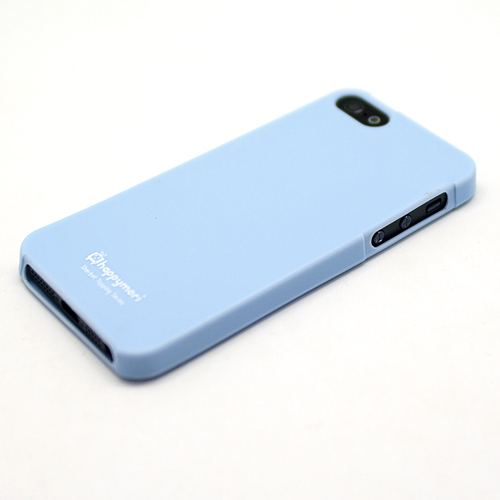 "Чехол для iPhone 5 ""Delicate"" (голубой) Kawaii"