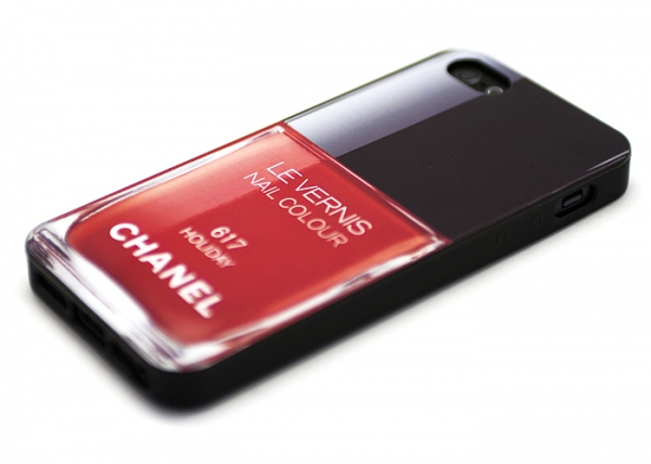 "Чехол для iPhone 5 ""Chanel - Holiday 617"" Kawaii"