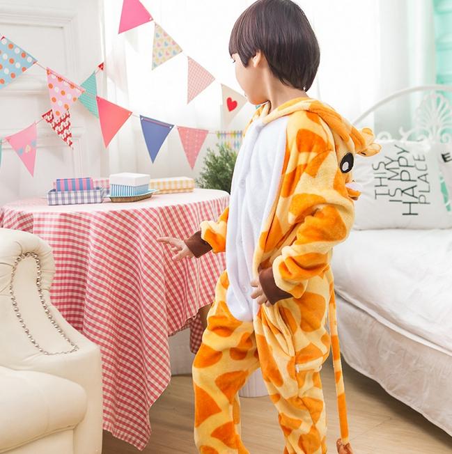 Детская Пижама Кигуруми Жираф - купить детская Пижама Кигуруми Жираф ... 14822a7ed6f80