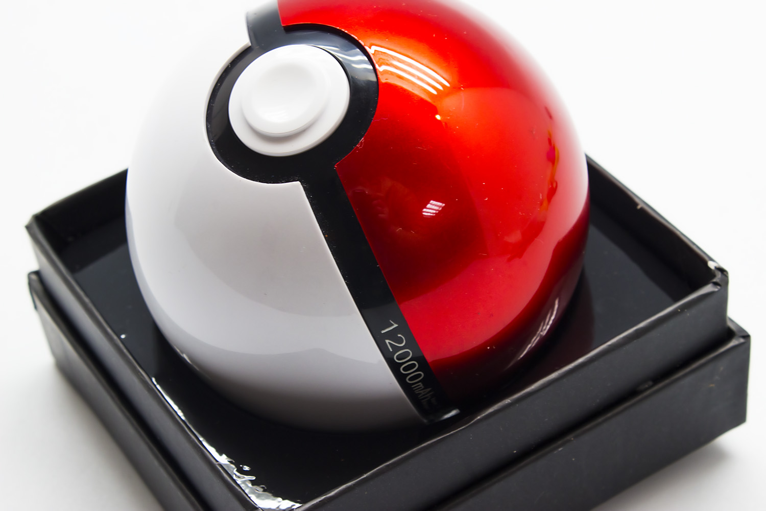 Pokeball powerbank 1000 mAh