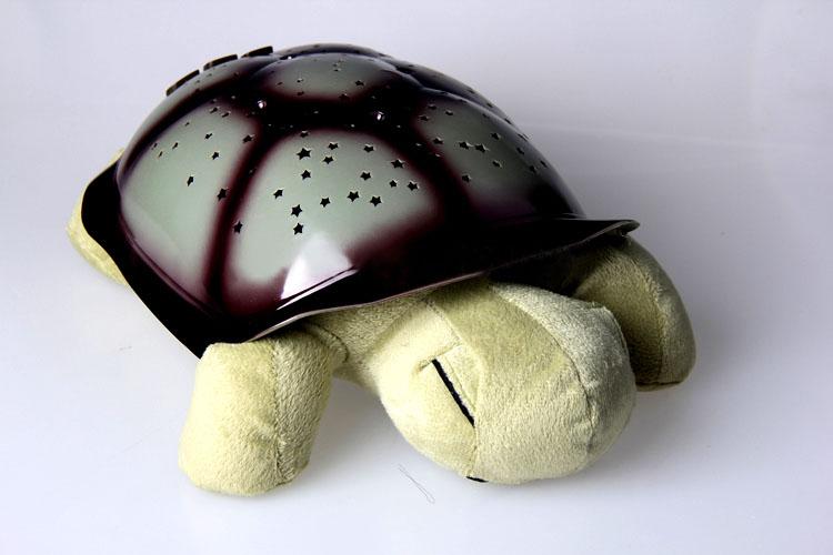 светильник проектор черепаха