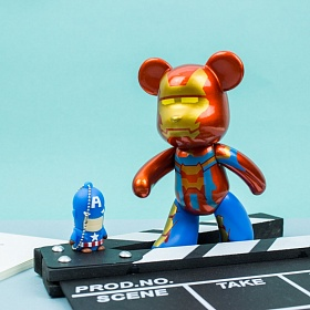Mini Popobe Iron man