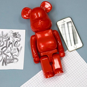 Bearbrick Color (красный)