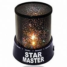 Отличительные преимущества Проектора звездного неба Star Master (без адаптера)