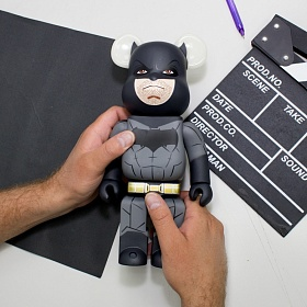 Bearbrick Batman
